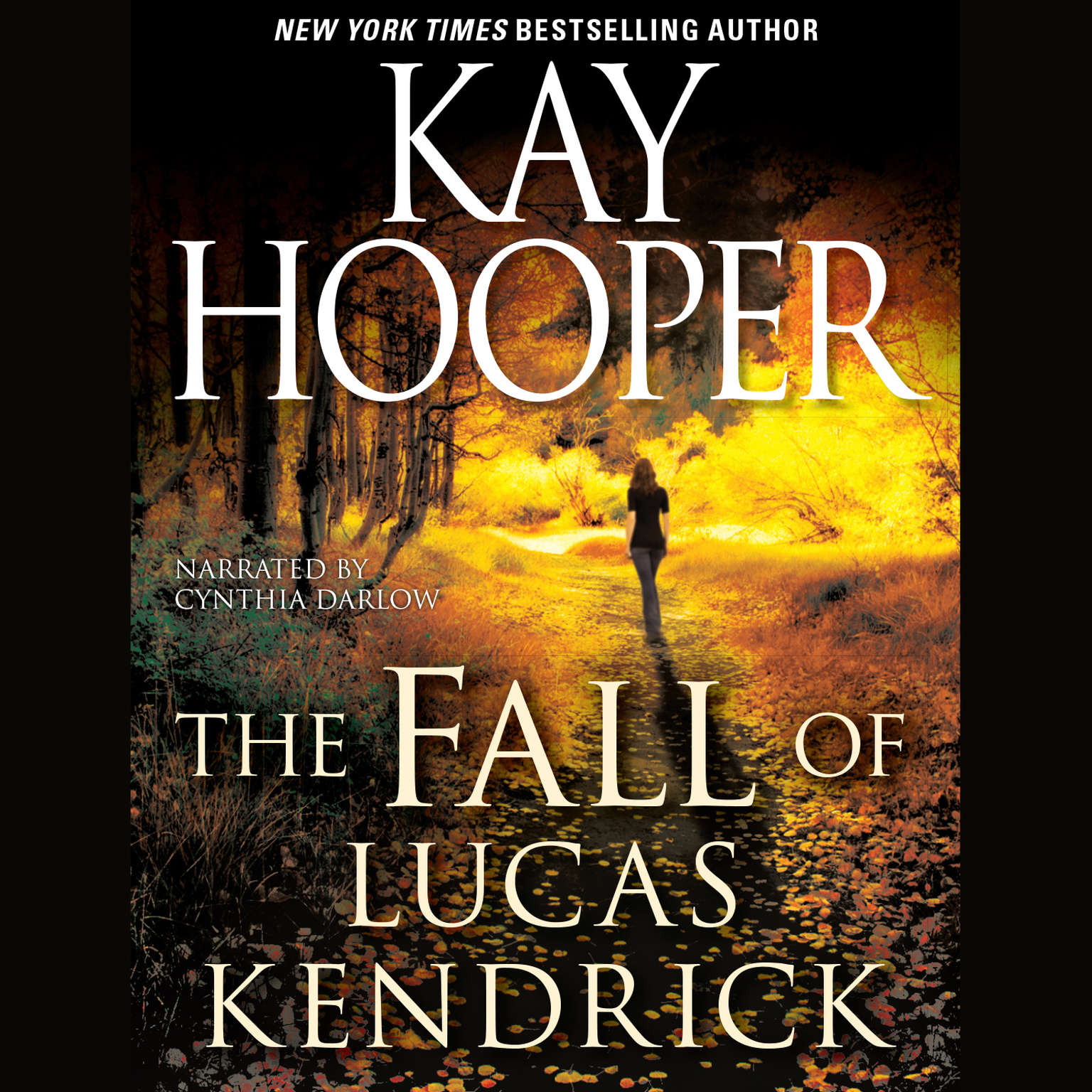Printable The Fall of Lucas Kendrick Audiobook Cover Art