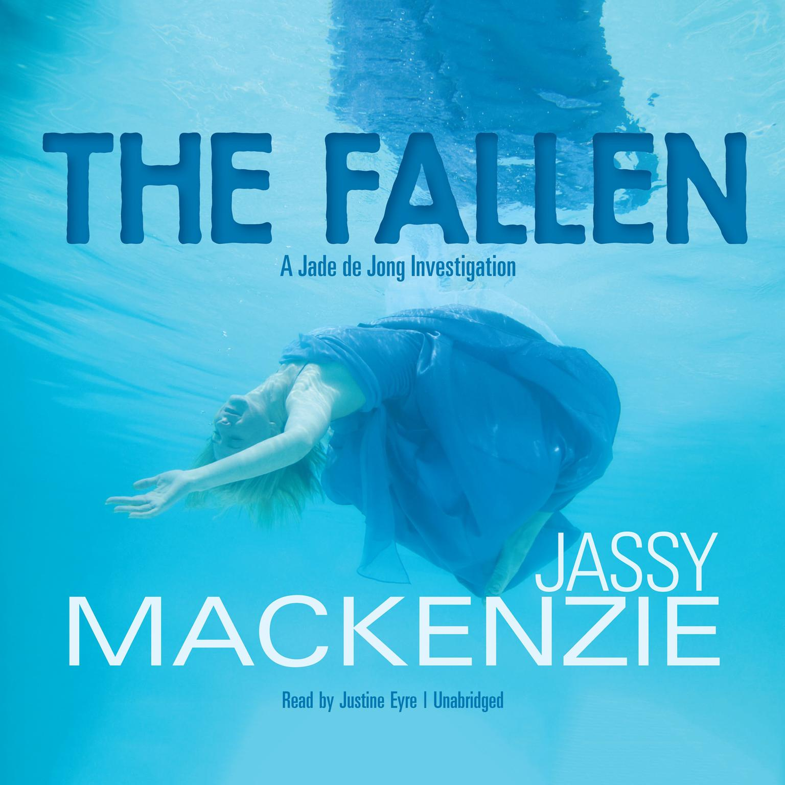 Printable The Fallen Audiobook Cover Art