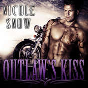 Outlaws Kiss Audiobook, by Nicole Snow