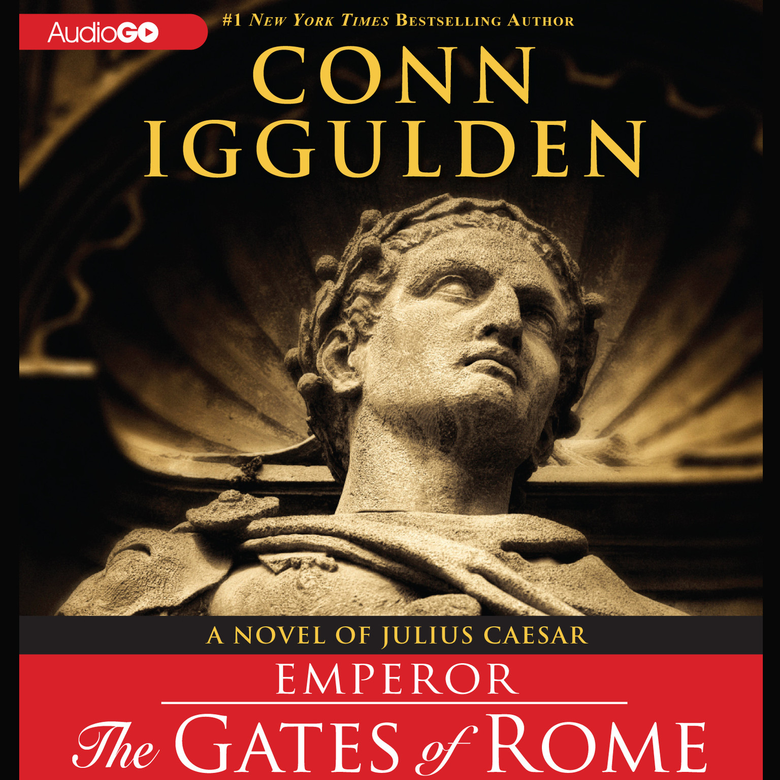 Printable Emperor: The Gates of Rome Audiobook Cover Art