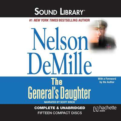 The General's Daughter Audiobook, by Nelson DeMille