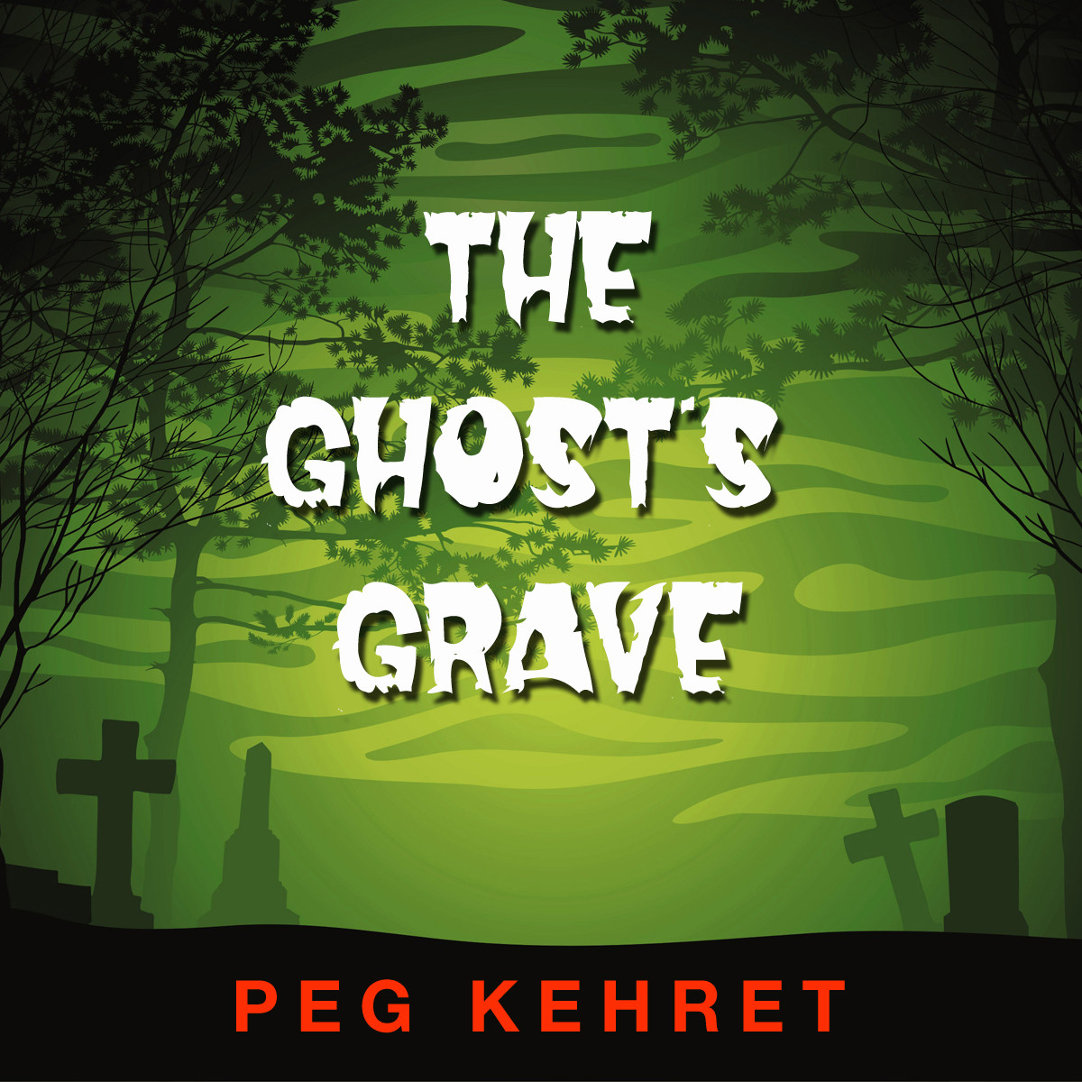 Printable The Ghost's Grave Audiobook Cover Art