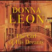 The Girl of His Dreams Audiobook, by Donna Leon