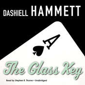 The Glass Key Audiobook, by Dashiell Hammett