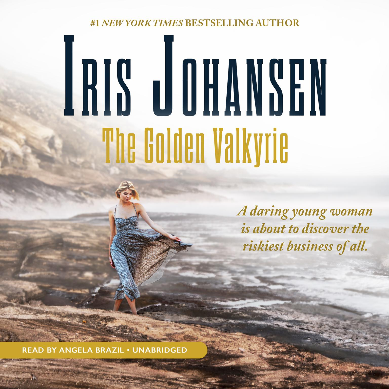 Printable The Golden Valkyrie Audiobook Cover Art