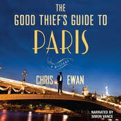 The Good Thief's Guide to Paris, by Chris Ewan