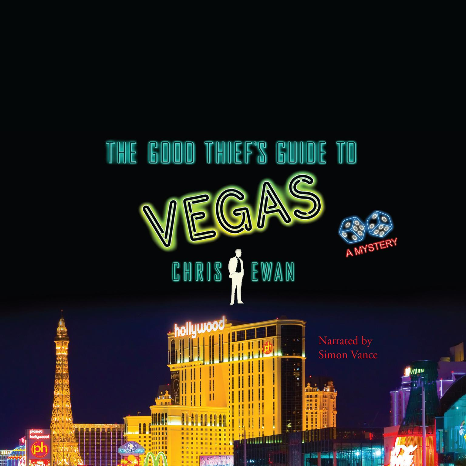 Printable The Good Thief's Guide to Vegas Audiobook Cover Art