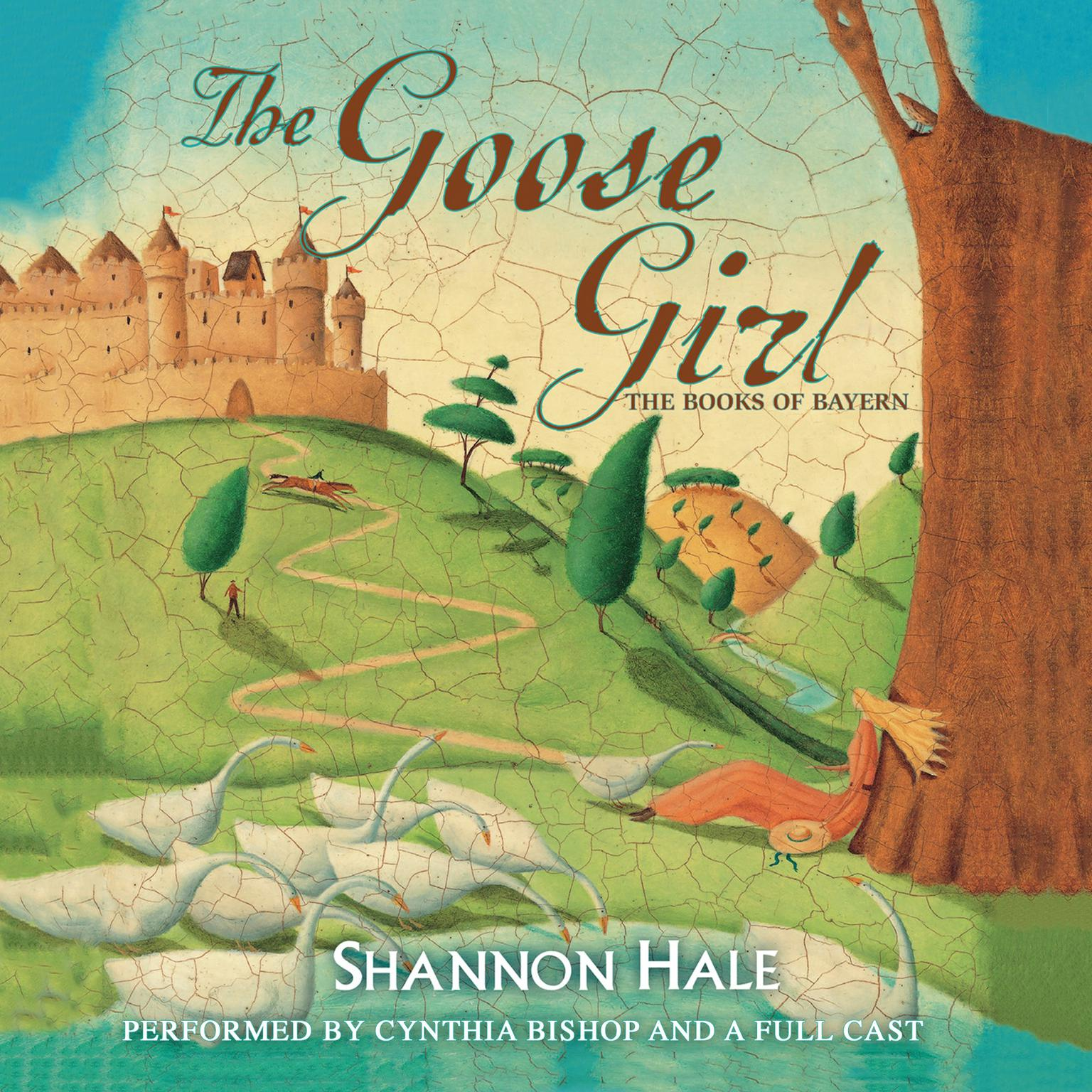Printable The Goose Girl Audiobook Cover Art