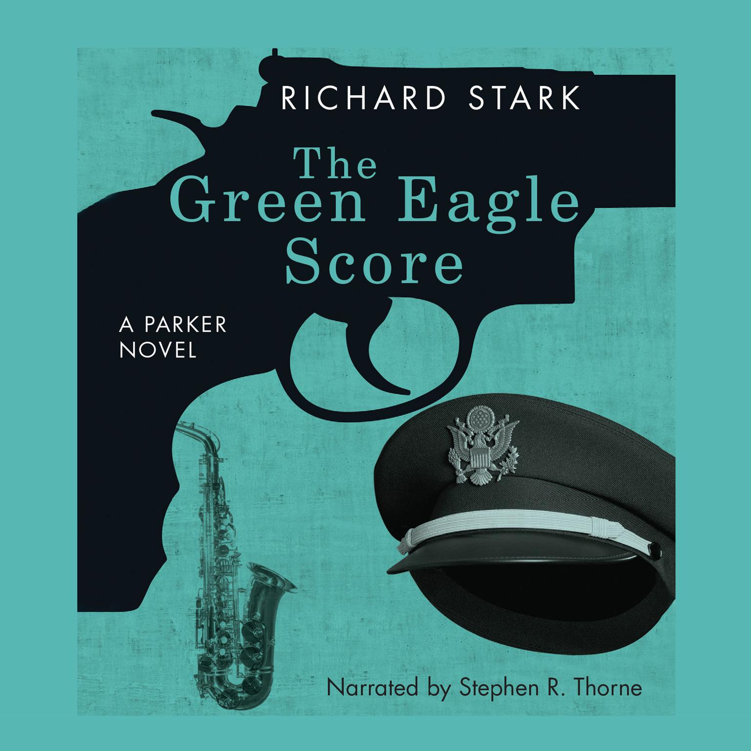 Printable The Green Eagle Score Audiobook Cover Art