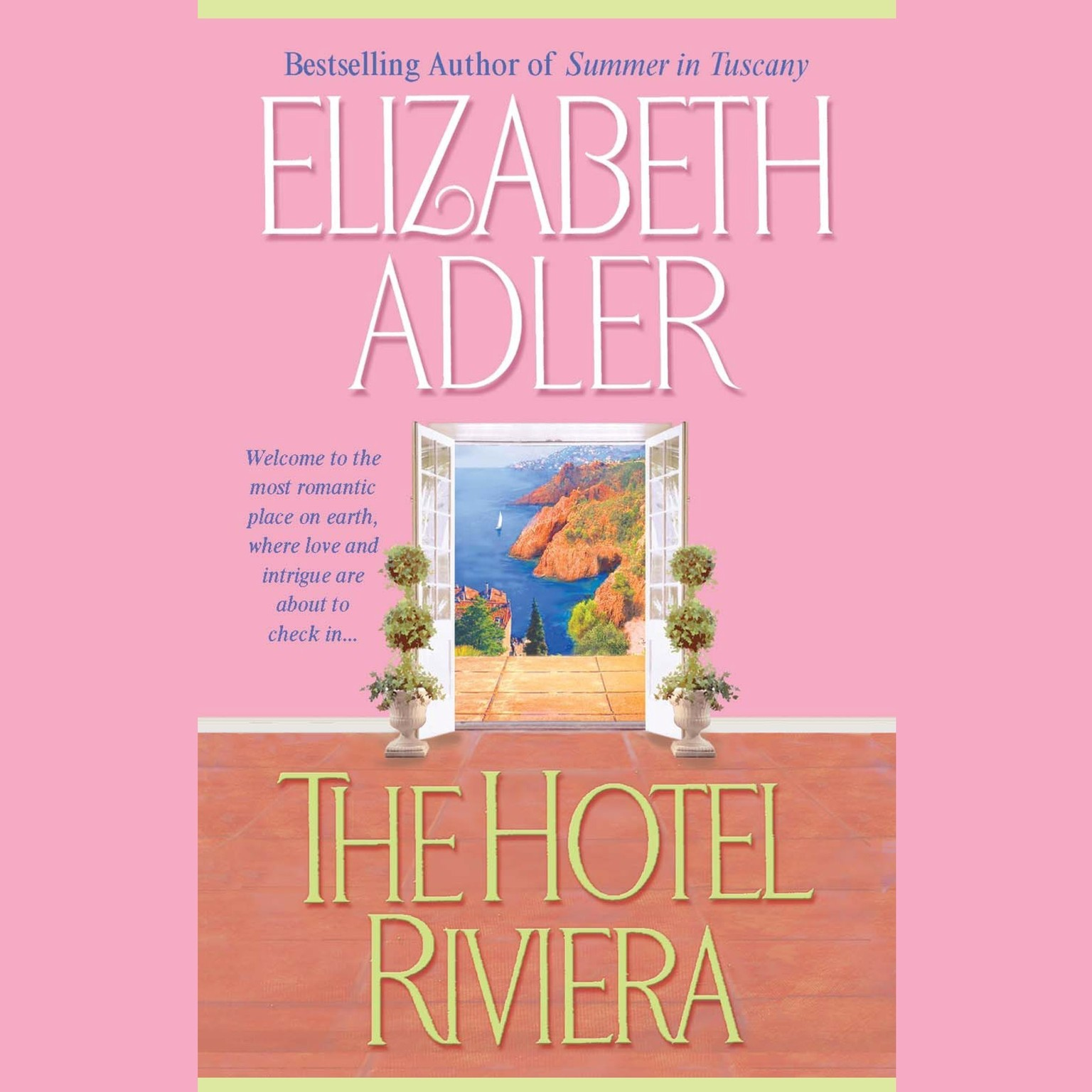Printable The Hotel Riviera Audiobook Cover Art