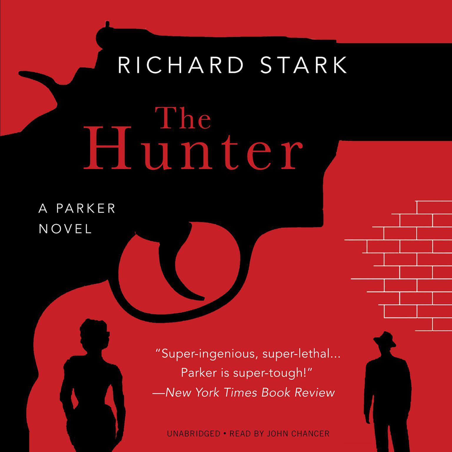 Printable The Hunter Audiobook Cover Art