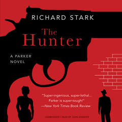 The Hunter Audiobook, by Donald E. Westlake