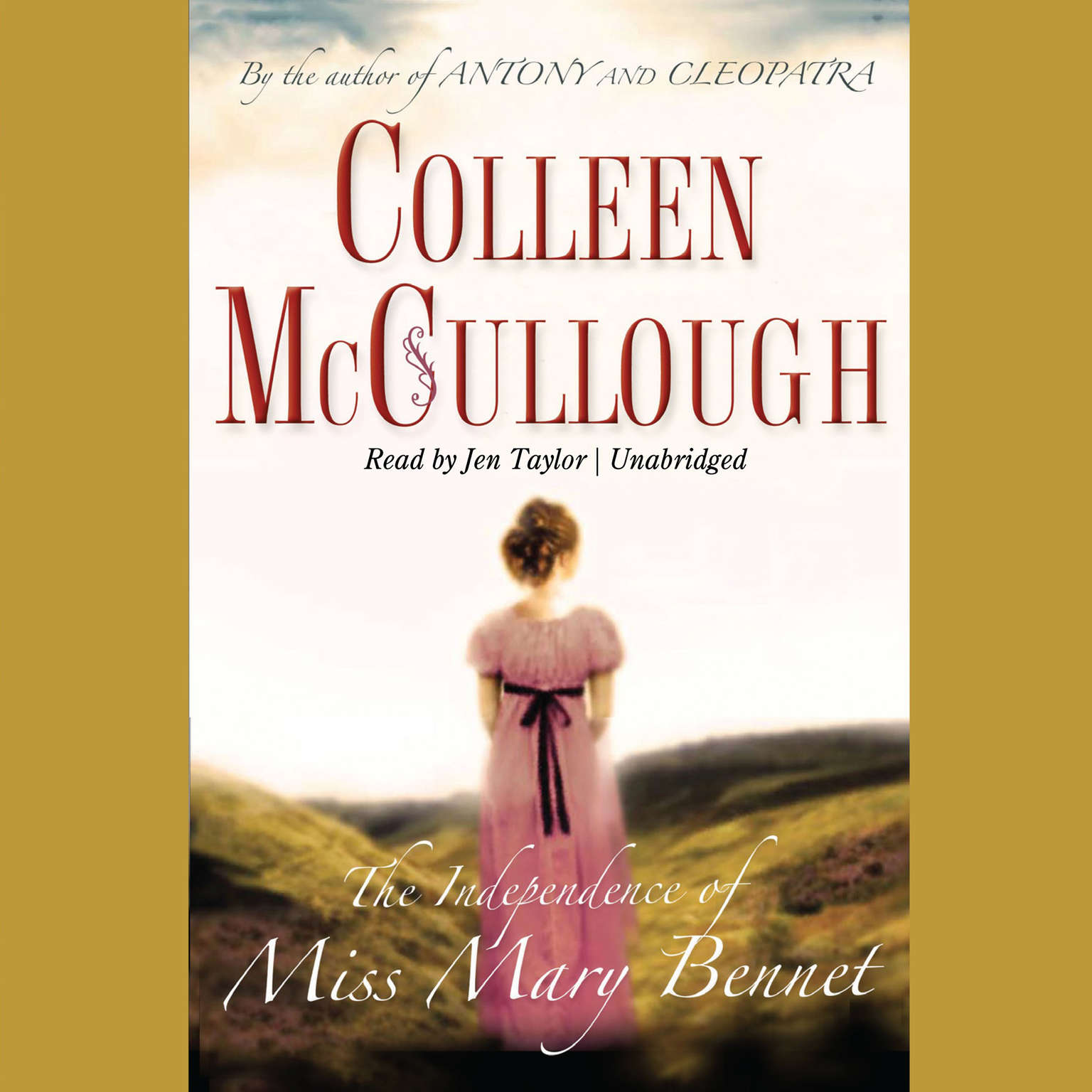 Printable The Independence of Miss Mary Bennet Audiobook Cover Art