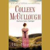 The Independence of Miss Mary Bennet Audiobook, by Colleen McCullough