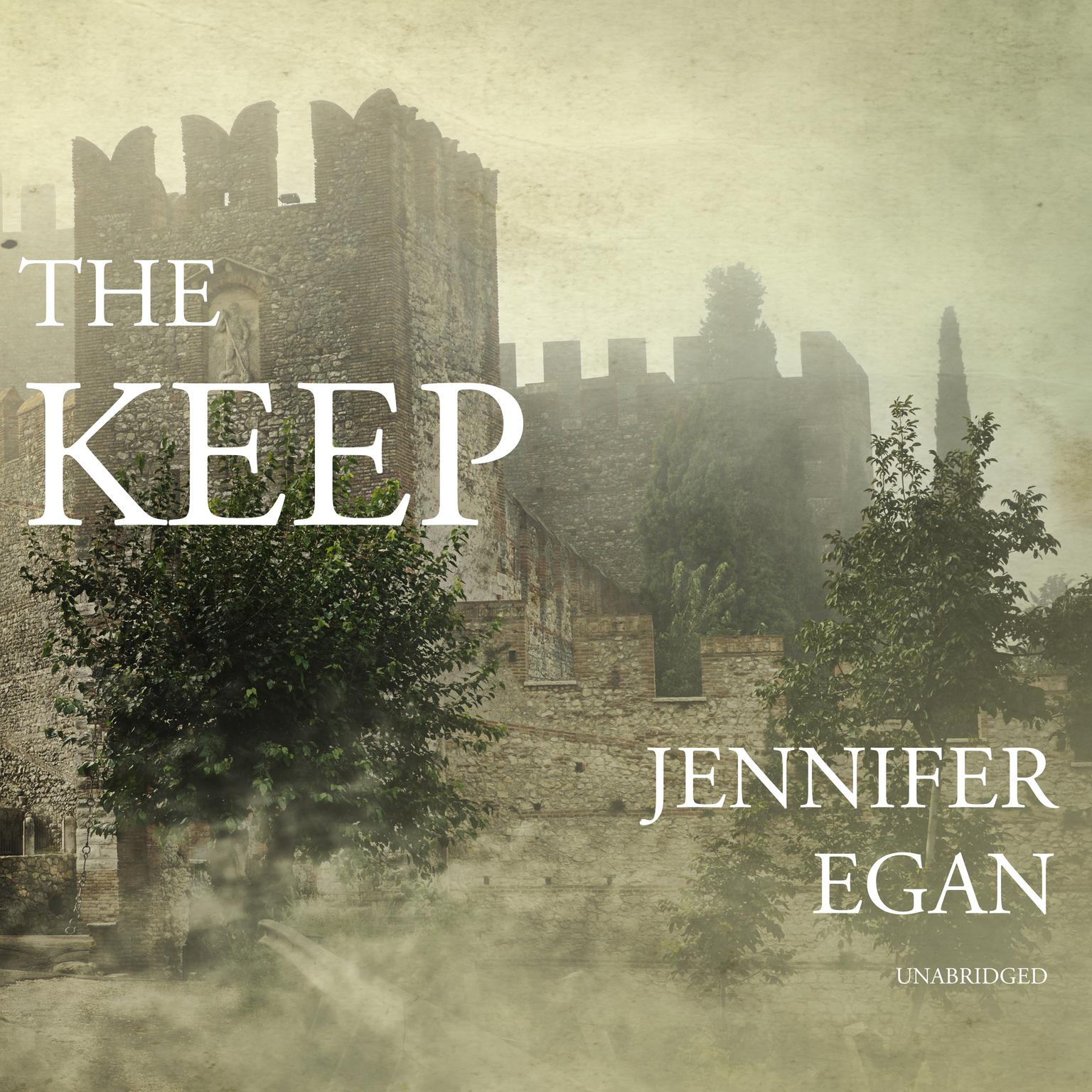 Printable The Keep Audiobook Cover Art