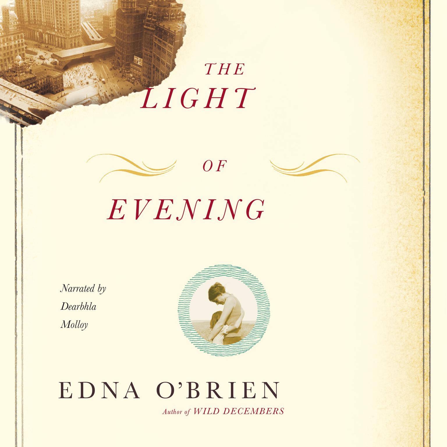 Printable The Light of Evening Audiobook Cover Art