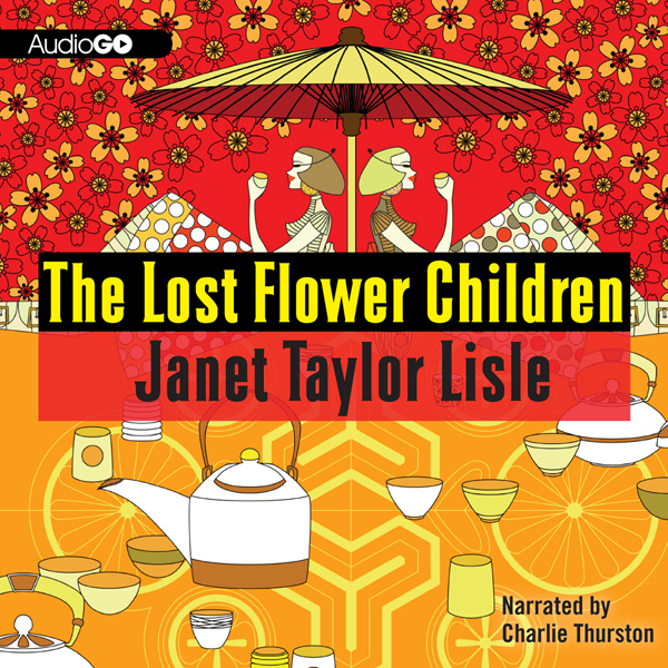 Printable The Lost Flower Children Audiobook Cover Art