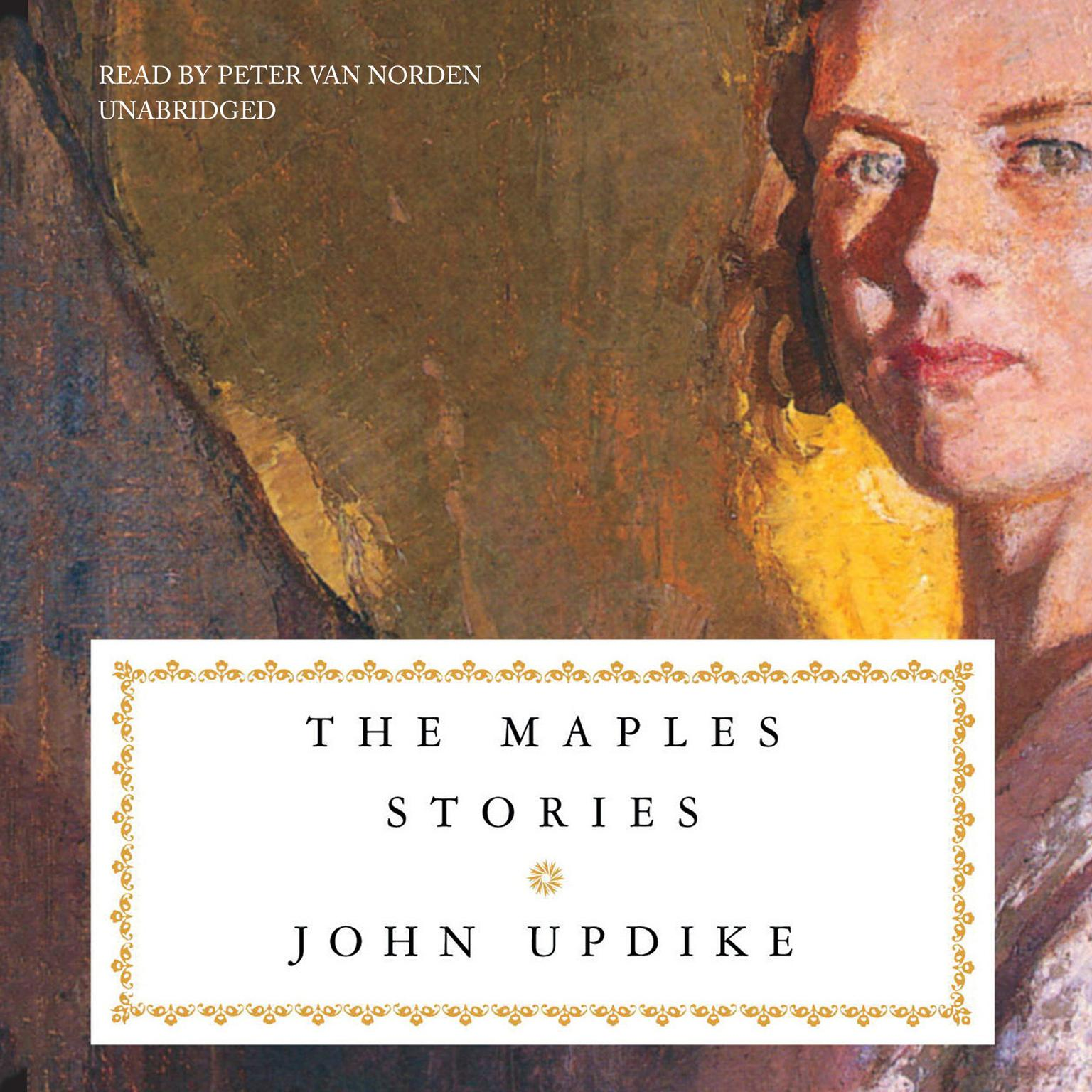 Printable The Maples Stories Audiobook Cover Art