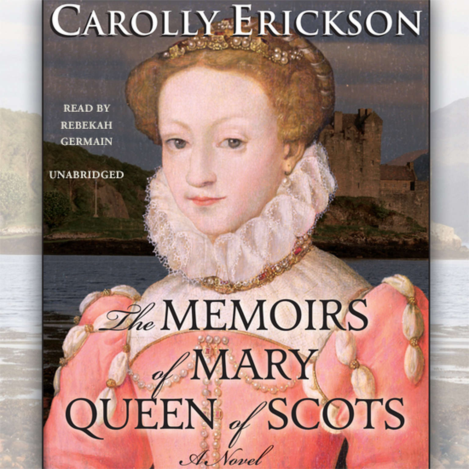 Printable The Memoirs of Mary, Queen of Scots Audiobook Cover Art