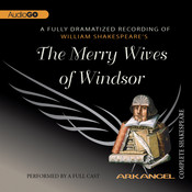 The Merry Wives of Windsor Audiobook, by William Shakespeare