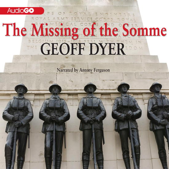Printable The Missing of the Somme Audiobook Cover Art