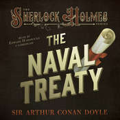 The Naval Treaty Audiobook, by Sir Arthur Conan Doyle, Arthur Conan Doyle