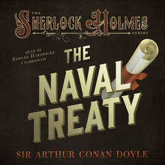 The Naval Treaty Audiobook, by Arthur Conan Doyle