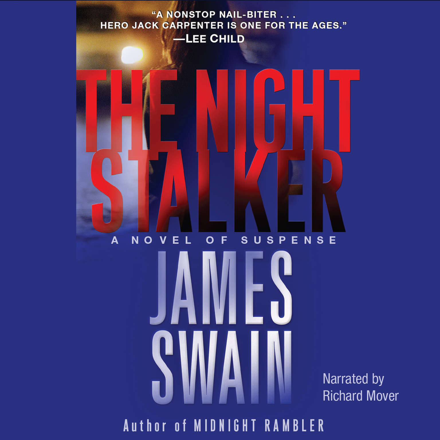 Printable The Night Stalker: A Novel of Suspense Audiobook Cover Art