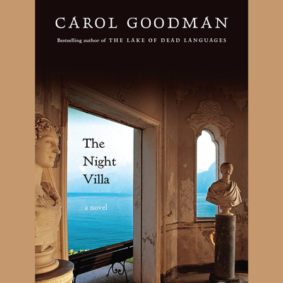 The Night Villa Audiobook, by Carol Goodman