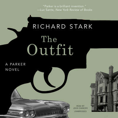 The Outfit Audiobook, by