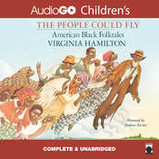 The People Could Fly: American Black Folktales Audiobook, by Virginia Hamilton