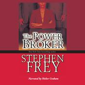 The Power Broker: A Novel Audiobook, by Stephen Frey