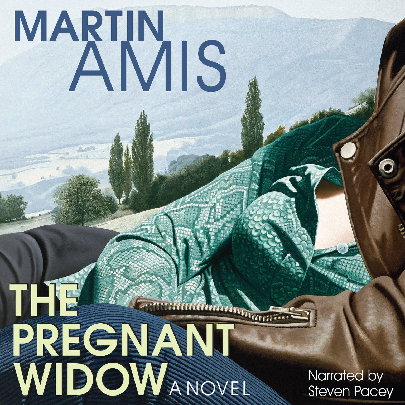 Printable The Pregnant Widow Audiobook Cover Art
