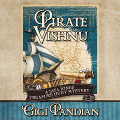 Pirate Vishnu Audiobook, by Gigi Pandian
