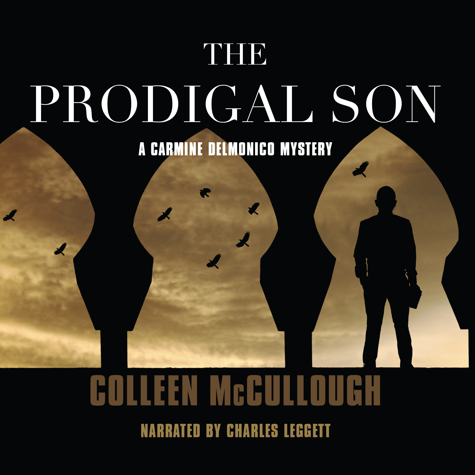 Printable The Prodigal Son Audiobook Cover Art