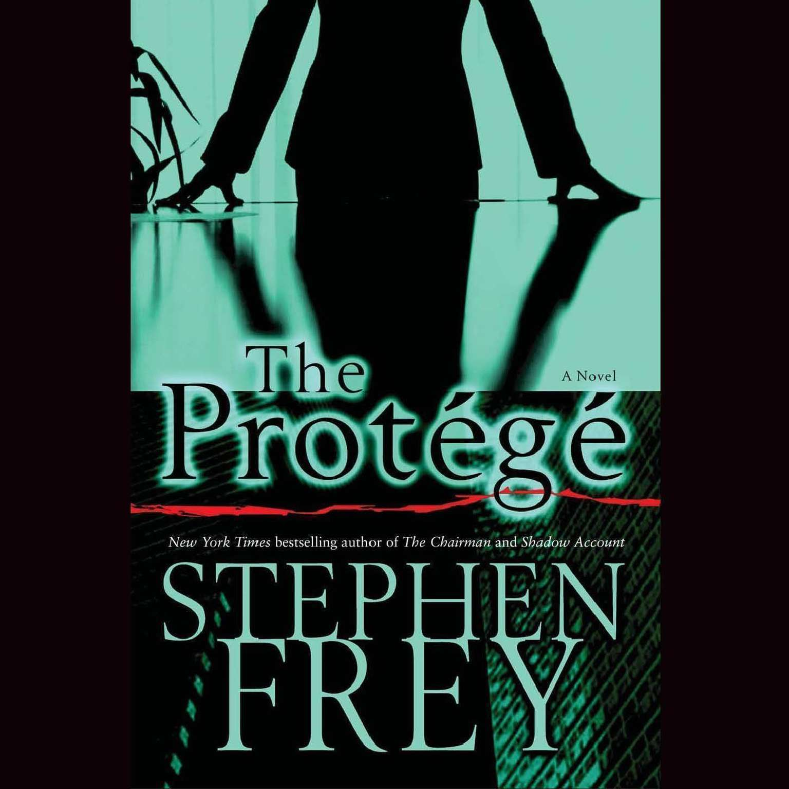 Printable The Protégé Audiobook Cover Art