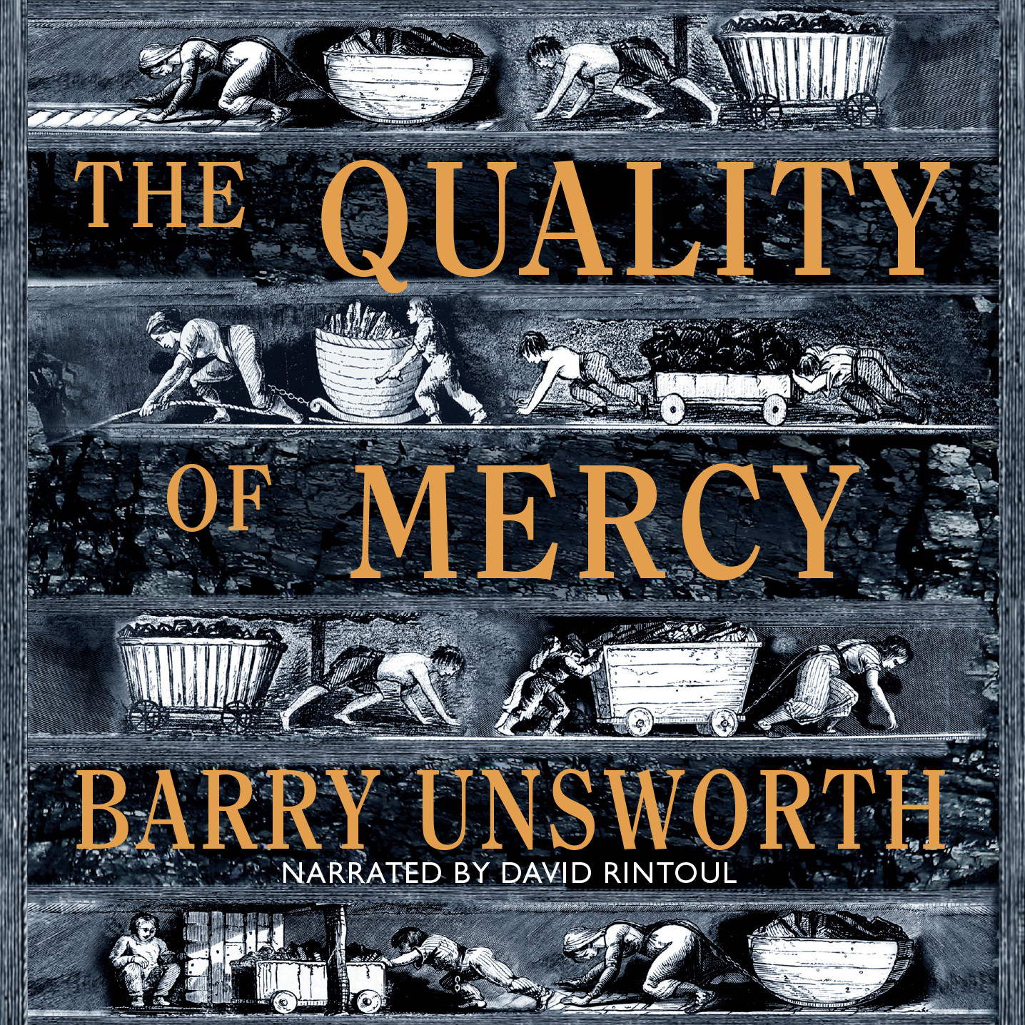 Printable The Quality of Mercy: A Novel Audiobook Cover Art