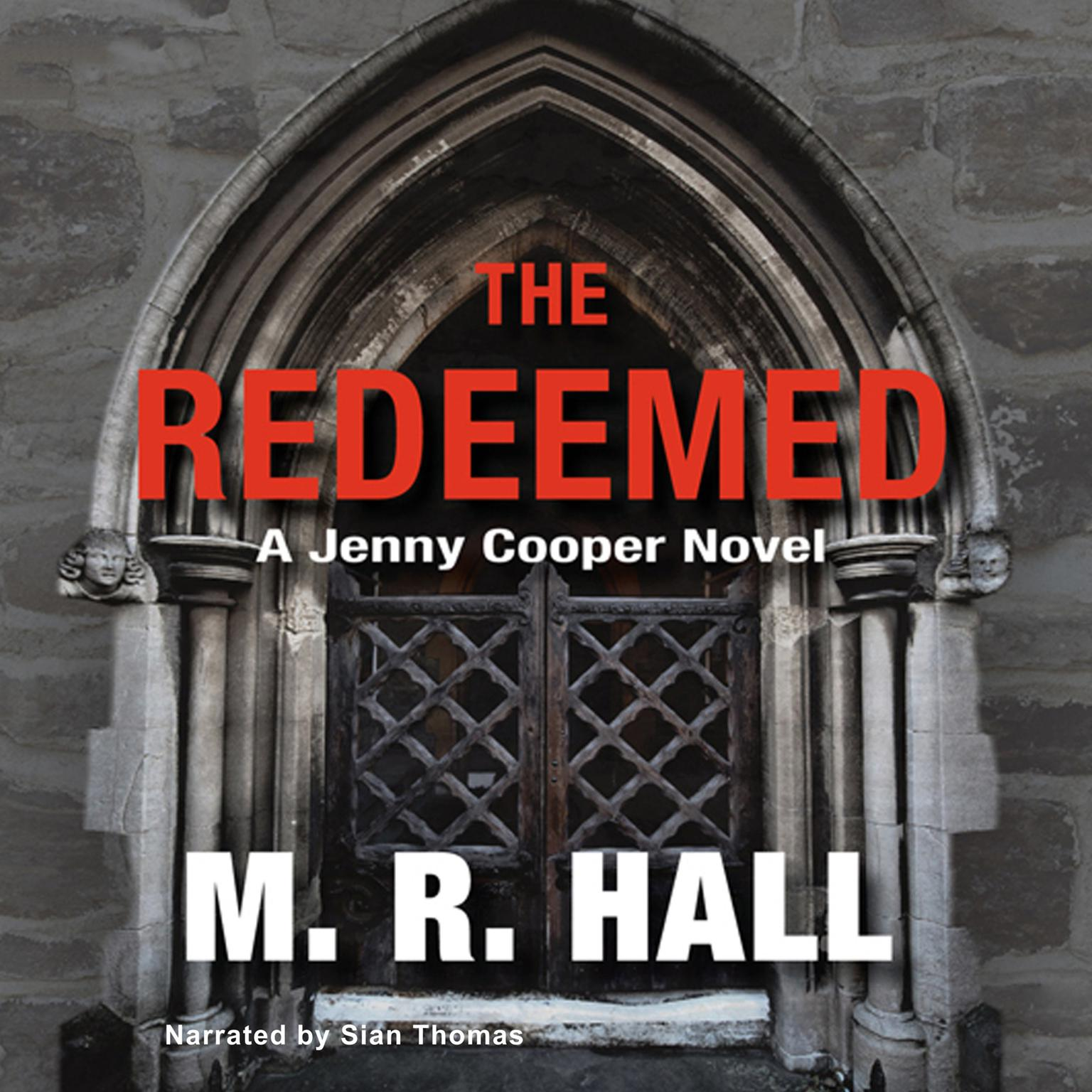 Printable The Redeemed Audiobook Cover Art