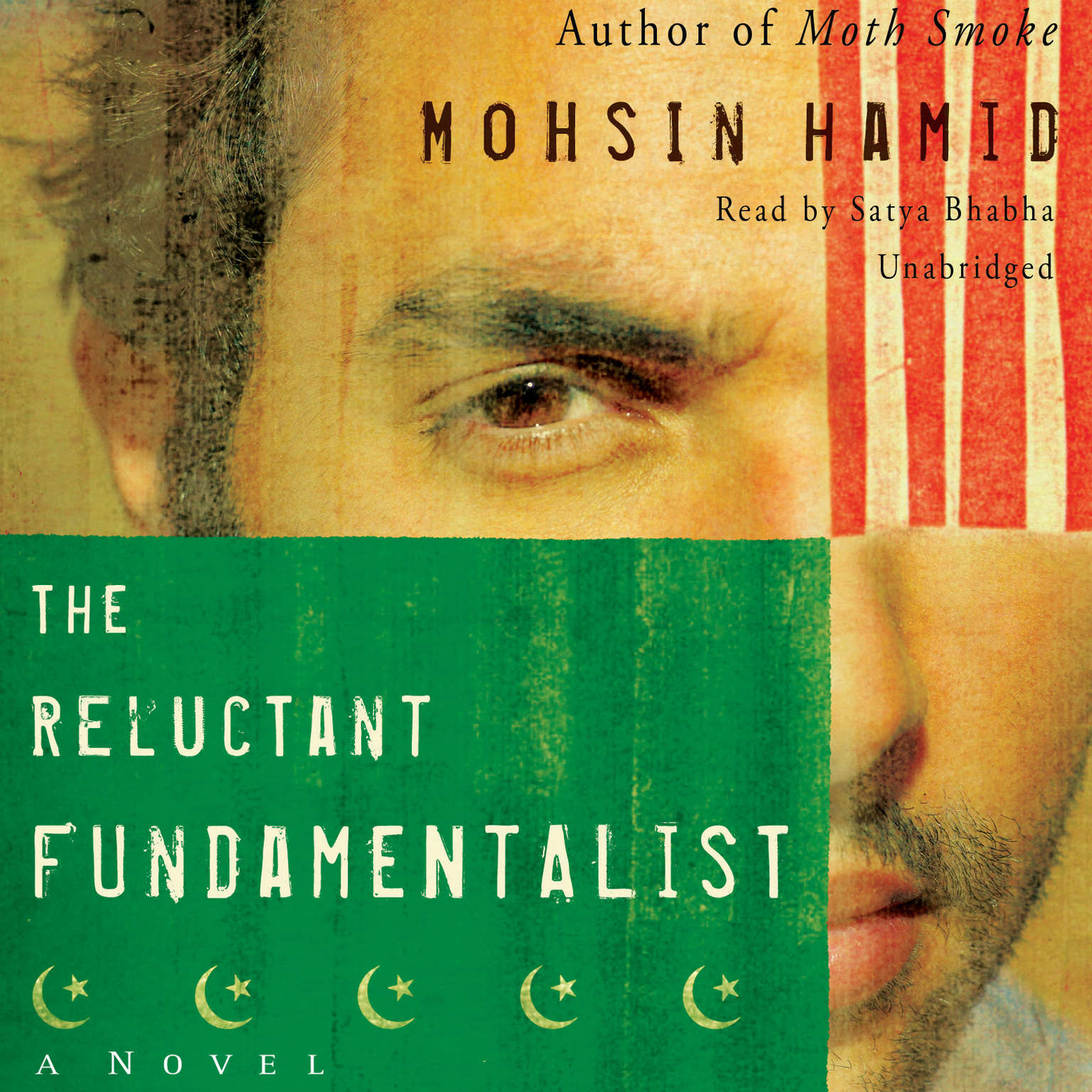 Printable The Reluctant Fundamentalist Audiobook Cover Art