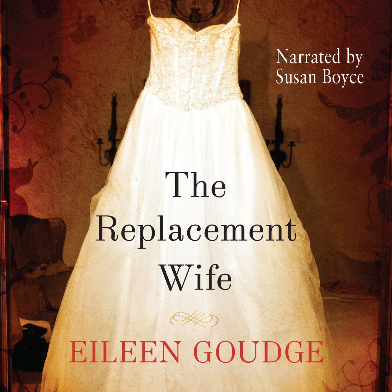 Printable The Replacement Wife Audiobook Cover Art