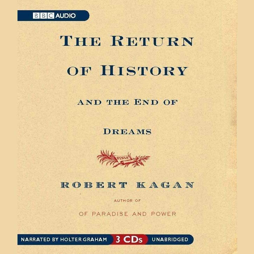 Printable The Return of History and the End of Dreams Audiobook Cover Art