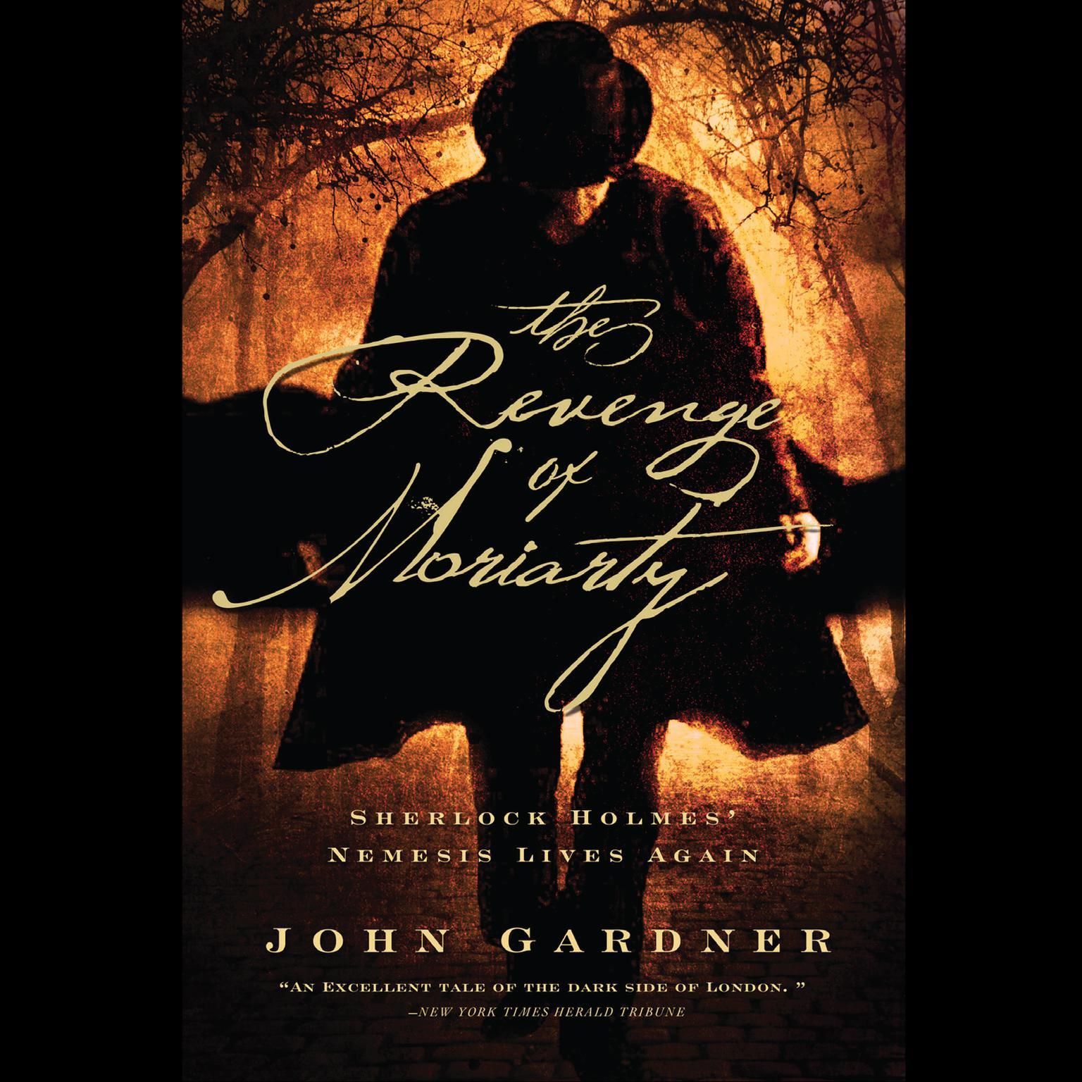 The Revenge of Moriarty Audiobook, by John Gardner