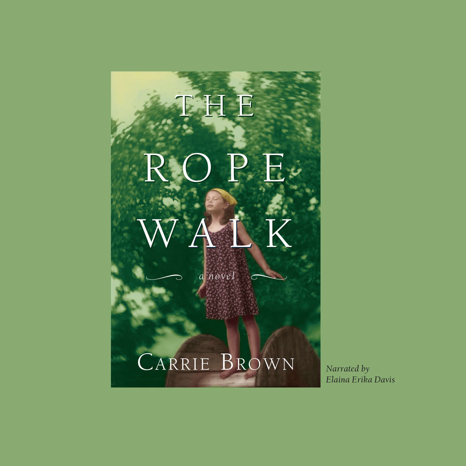 Printable The Rope Walk Audiobook Cover Art