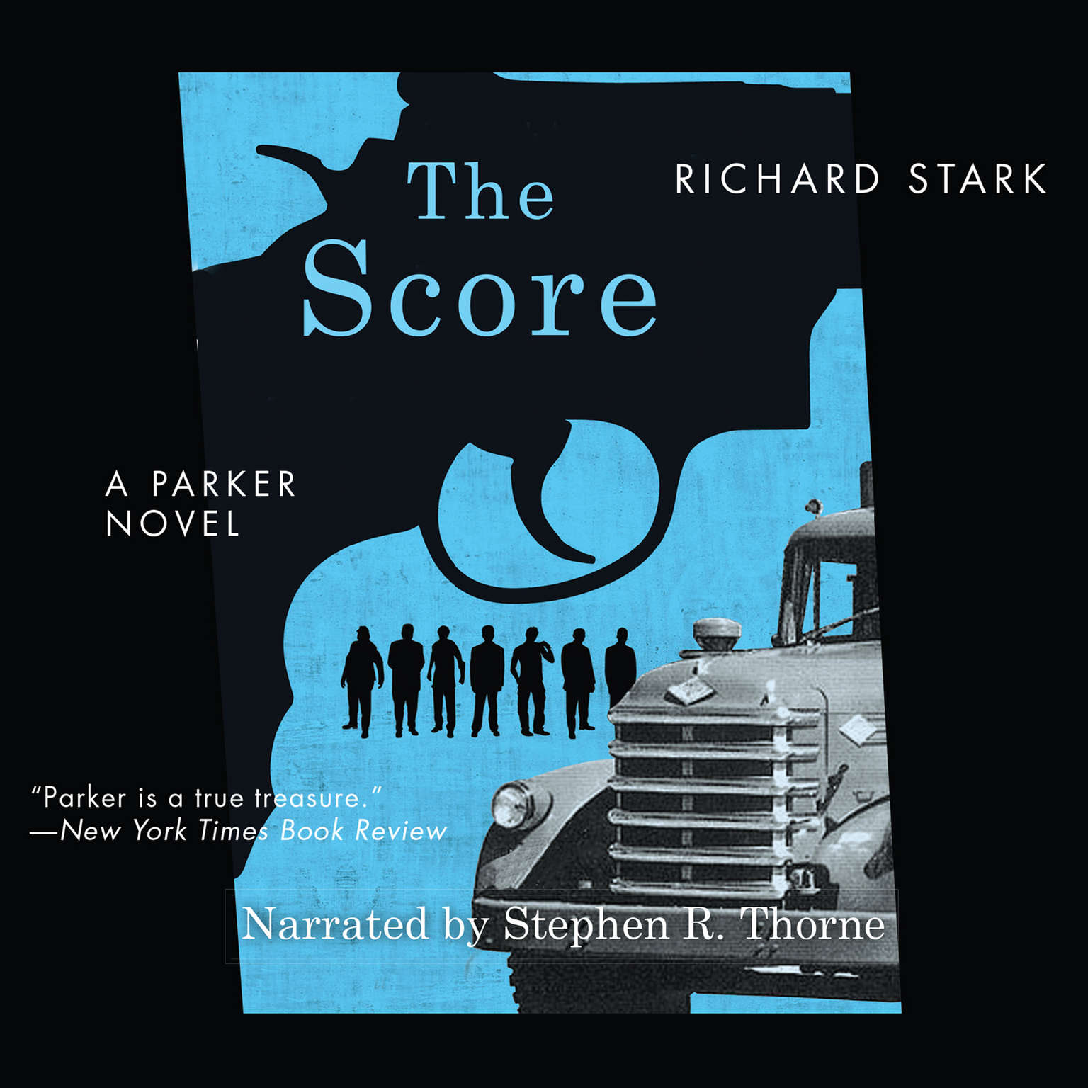 Printable The Score Audiobook Cover Art
