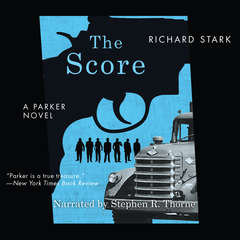 The Score Audiobook, by Donald E. Westlake