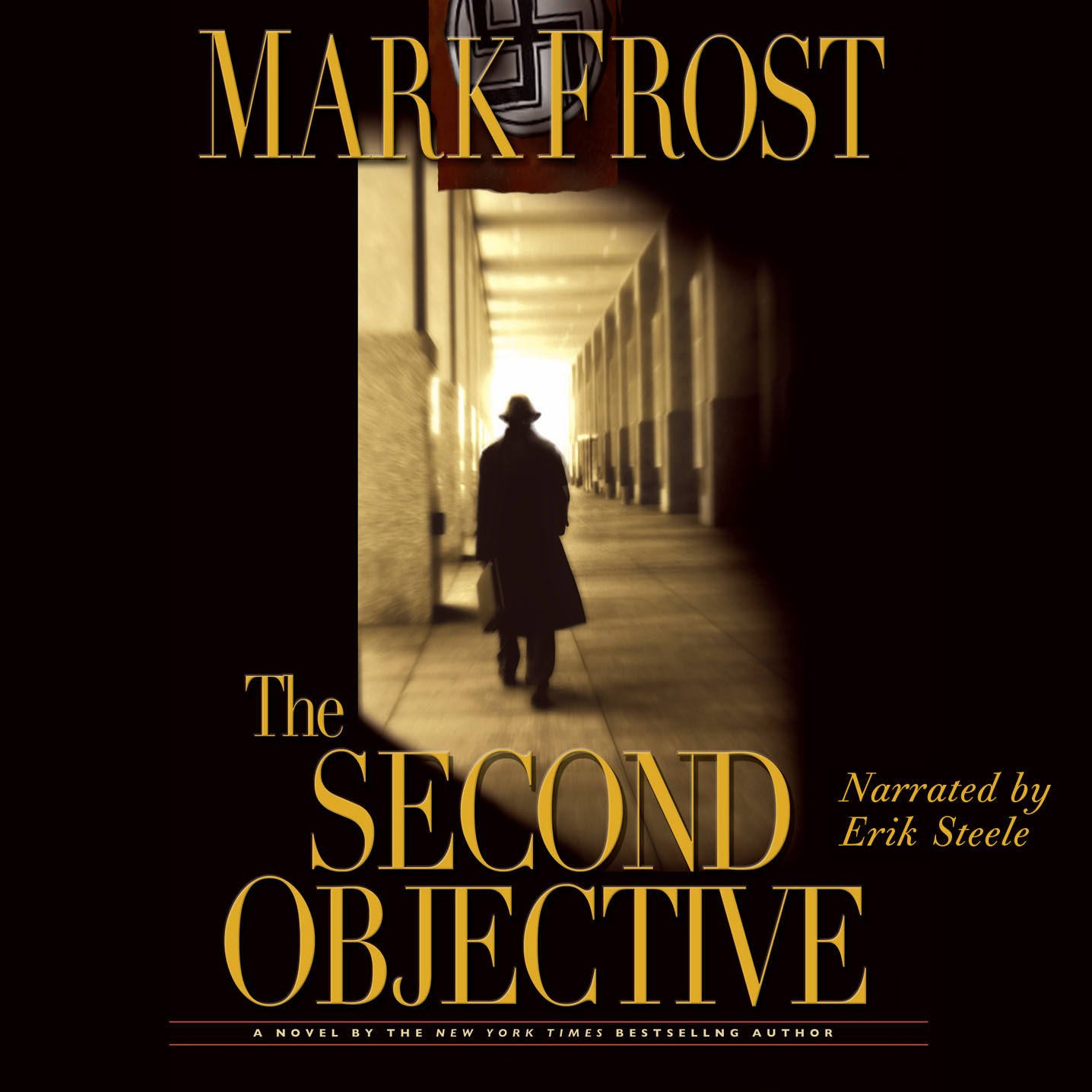 Printable The Second Objective Audiobook Cover Art