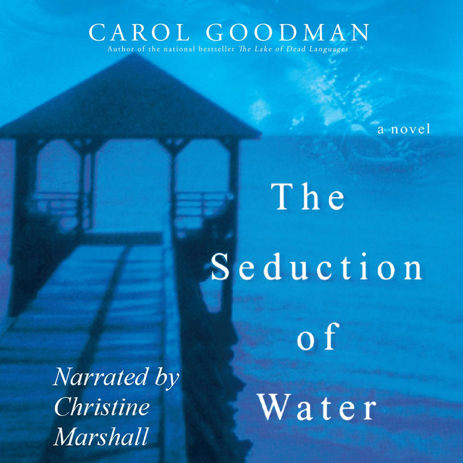 Printable The Seduction of Water Audiobook Cover Art