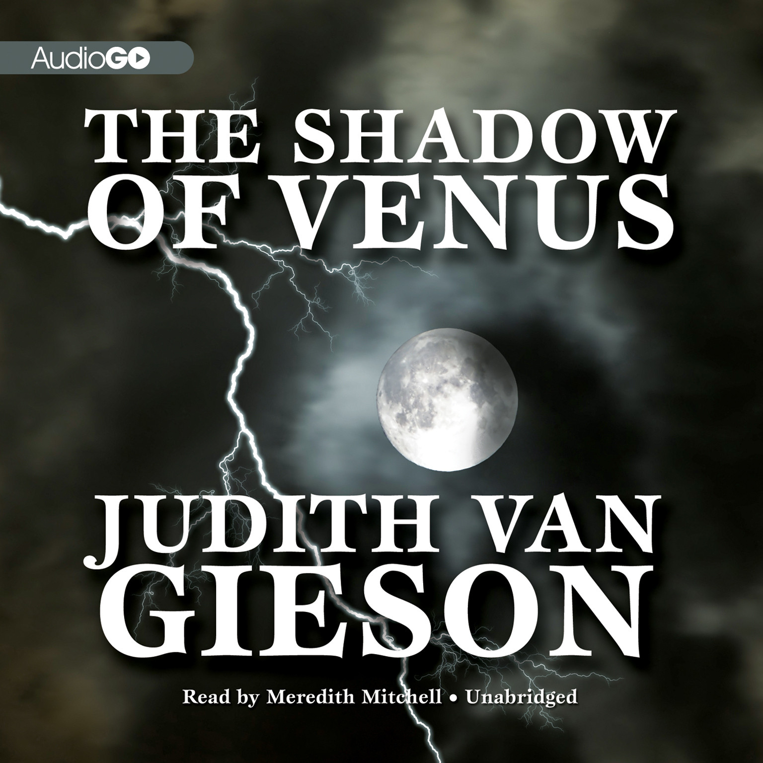 Printable The Shadow of Venus Audiobook Cover Art