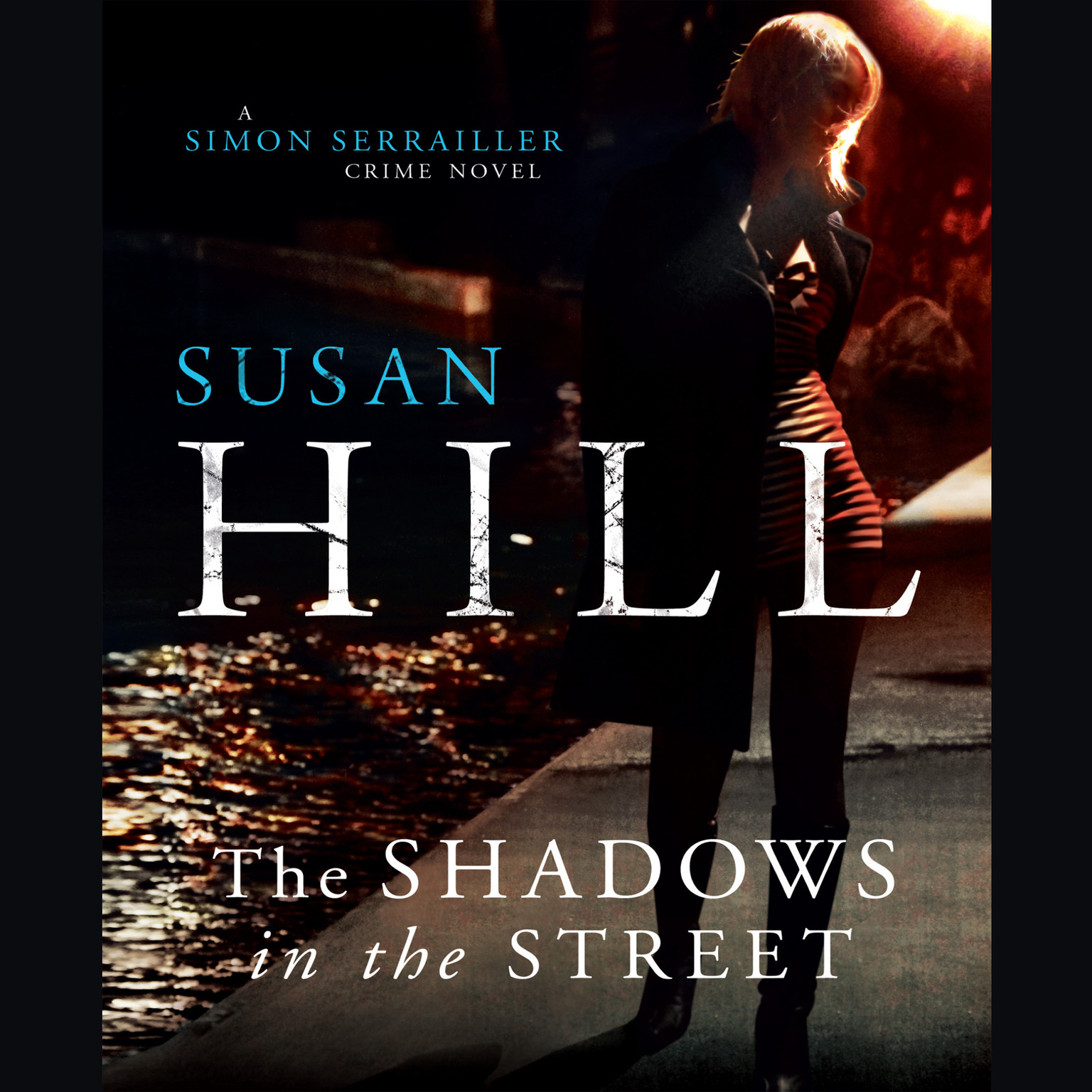 Printable The Shadows in the Street Audiobook Cover Art