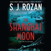 The Shanghai Moon Audiobook, by S. J. Rozan